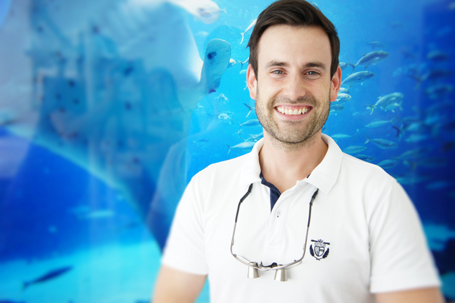 Zahnarzt Henri Kirchhoff